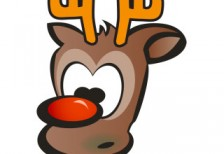 free-standard-christmas-icons-reindeer-softicons