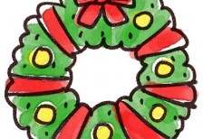 free-illustration-christmas-wreath-irasuton