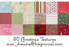 free-pattern-christmas-textures-icon-dreams