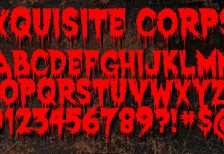 free-font-exquisite-corpse