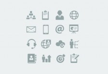 free-icons-clean-business-set1-wegraphics