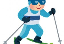 free-illustration-ski-crosscountry-irasutoya