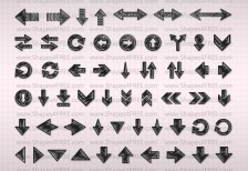 free-shapes-hand-drawn-arrows-shapes4free