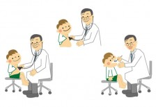 free-illustration-medical-examination-kids-wanpug