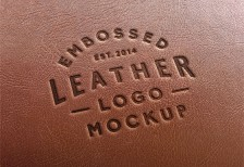 free-psd-leather-stamping-logo-graphicburger