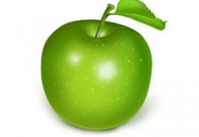 free-icons-apple-green-bian-hong-bing-softicons