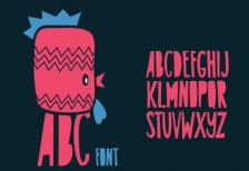 free-font-abc-behance