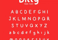 free-font-billy-behance