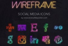 free-icons-geometric-wireframe-social-media-everylittlepolish