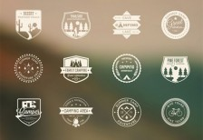 free-icons-outdoor-camping-set-bestpsdfreebies