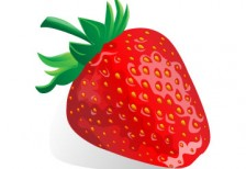 free-illustration-strawberry2-softicons