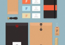 free-vector-flat-mockups-stationery-graphicburger