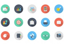 free-icons-beautiful-flat-style-cssauthor