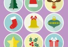 free-icons-colorful-round-christmas-freepik
