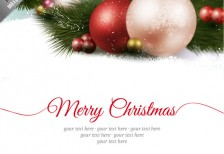 free-vector-christmas-background-with-balls-freepik