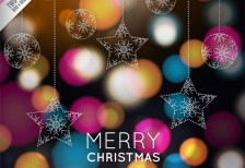 free-vector-christmas-card-colorful-sparkles-freepik