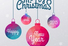 free-vector-christmas-card-polygonal-ornaments-freepik