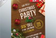 free-vector-christmas-party-cmyk-flyer-freepik