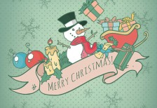 free-template-christmas-card-colorful-cartoons-freepik