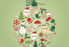 free-template-creative-christmas-ball-vector-freepik