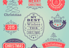free-vector-retro-style-christmas-labels-freepik