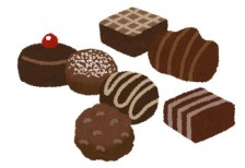 free-illustration-valentine-chocolates-irasutoya
