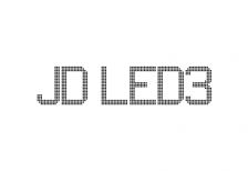 free-font-the-jd-led3-dafont