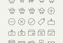 free-icons-45-outline-ecommerce-dreamstale