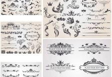 free-vector-floral-decorative-elements-vectorgraphicsblog