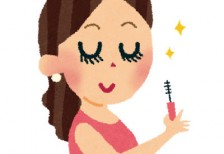 free-illustration-mascara-irasutoya