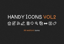 handy-icons-vol2-webfont-kit-wegraphics