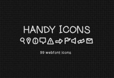 handy-icons-webfont-kit-wegraphics