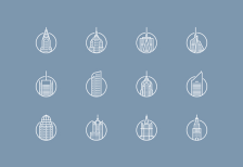 free-icons-nyc-building-graphberry