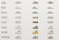 free-icons-shoes-lifestyle-set-oxygenna