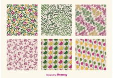 free-patterns-88789-floral-retro-vecteezy