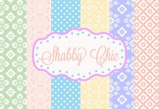 free-patterns-shabby-chic-vecteezy