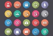 free-icons-e-commerce-shopping-set-491707125