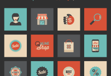 free-icons-retro-shopping-premiumcoding