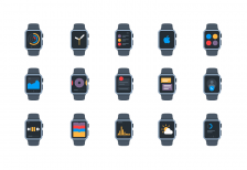 free-icons-apple-watch-pack-bypeople